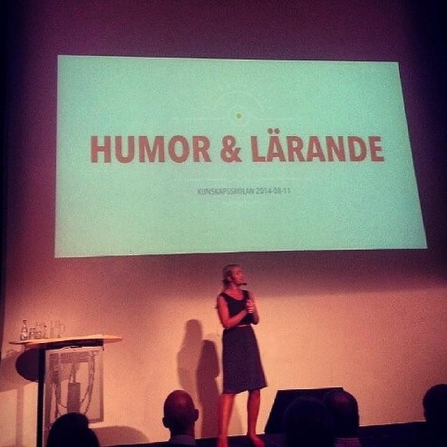 humorlarande